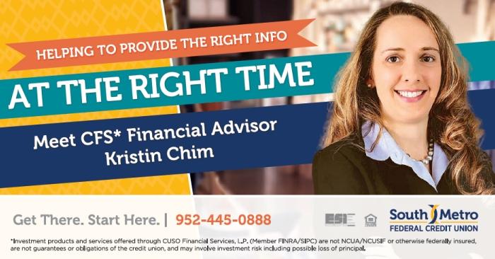 Kristin Chim investment services