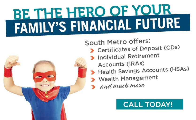 Be your family's financial hero