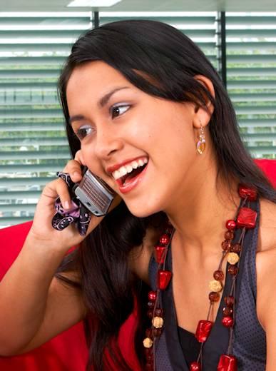 Automated telephone banking